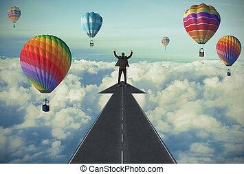 el, camino al éxito