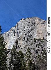El Capitan Landscape Yosemite