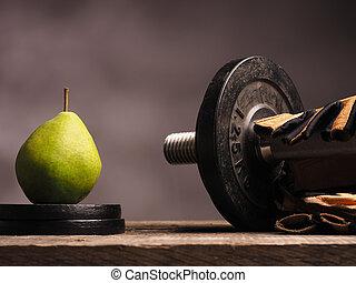 el comer sano, deportes