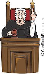 el condenar, juez