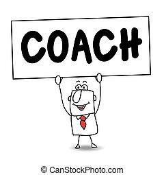 el, entrenador