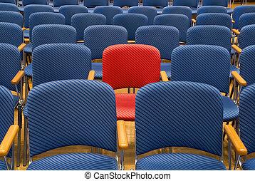 el, especial, asiento