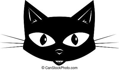 el, gato negro