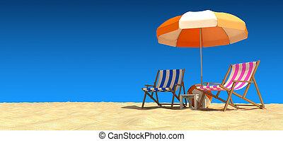 el gozar, playa