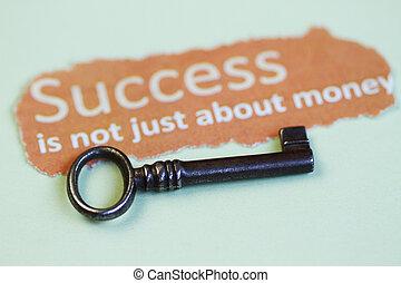 el, llaves, a, éxito, resumen