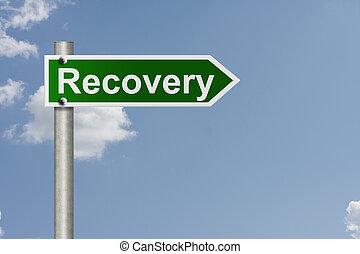 el, manera, a, recuperación