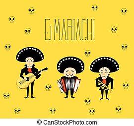 el, mariachi