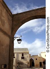 el, marokko, jadida, casas