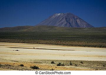 el, misti, volcan