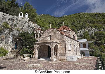 el, monasterio, de, s., patapios