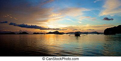El Nido Sunset