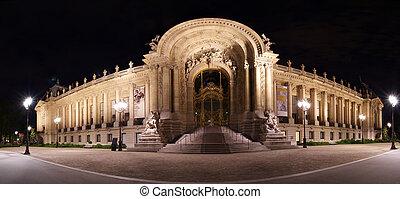 el, petit, palais, (small, palace), es, un, museo, en, parís, francia