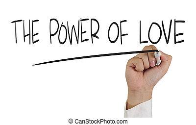 el, potencia, de, amor
