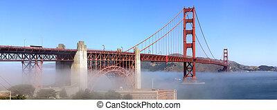 el, puente de la puerta de oro