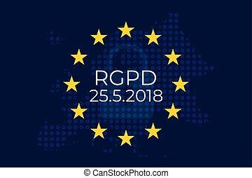 el, spanish:, begriff, reglamento, (gdpr), de, protecci?n, allgemein, (rgpd), regelung, schutz, datos, daten