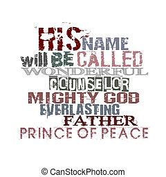 el suyo, nombre, voluntad, ser, llamado