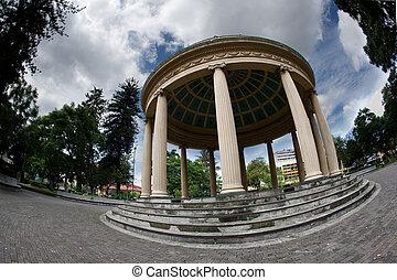 El Templo de la Música in San Jose Costa Rica
