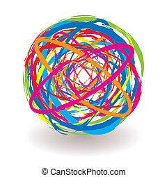 elastic band icon