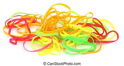 elastici, colorito