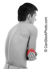 Elbow pain