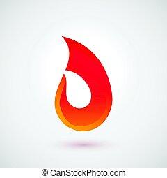 eld, ikon
