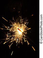 eld, sparking, bengal