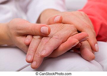 Elderly care