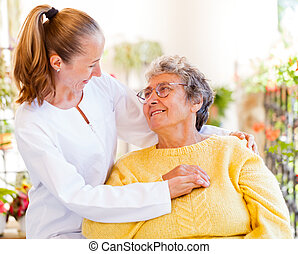 Elderly home care - Find the right home care services for...