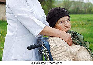 Elderly life