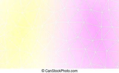 EldoradoGG_0445 - Abstract polygonal pattern with triangles...