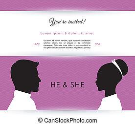 ele, ela, &