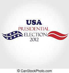 elección, estados unidos de américa, presidencial, 2012