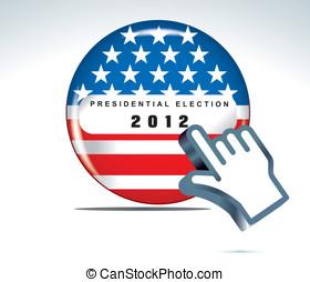 elección, presidencial