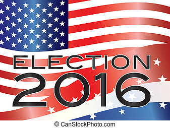 Election 2016 Illustration