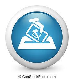 Election concept icon