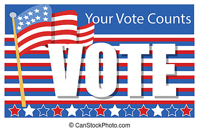 election day stock illustration images 15 817 election day rh canstockphoto com Vote Today Clip Art Vote Today Clip Art