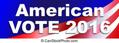 Election Sticker for 2016 - Bumper sticker for the 2016...