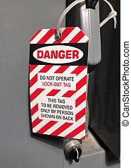 electirical, fechadura, tag, saída, painel