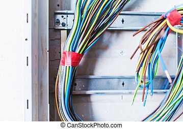 Electric Box Cables