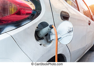 electric car charging - charging an electric car , cheap new...