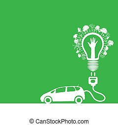 electric car design