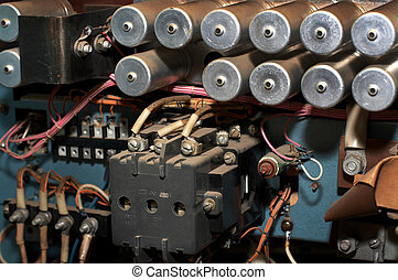 Electric details