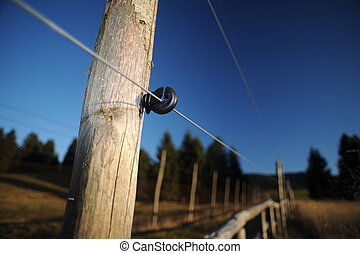 electric fence for animals