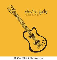 electric  guitar