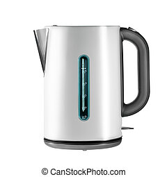 electric kettle - electric kettle on a white background...