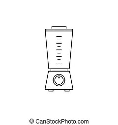 Electric kitchen appliance, blender.