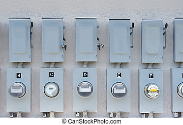 business electric meters
