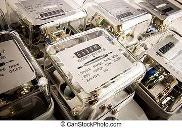 Electric meter power tool