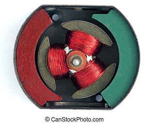 electric motor - old elecrtic motor