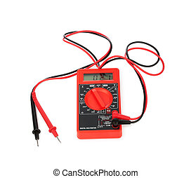 Electric multimeter